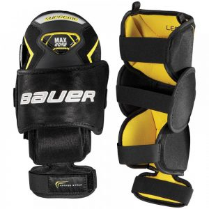 bauer-goalie-supreme-knee-guards-sr
