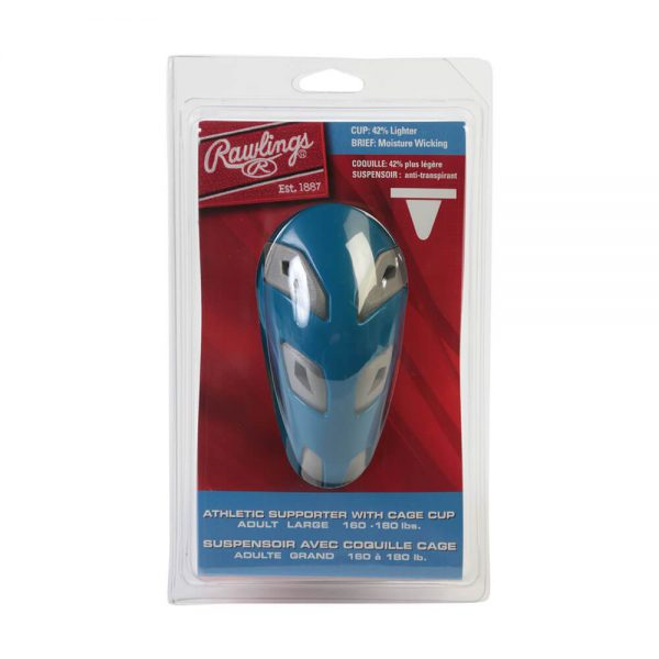 Rawlings Support Athlétique avec Coquille