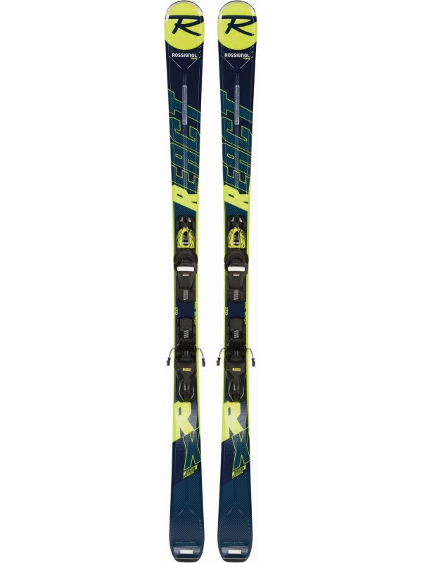 Rossignol Skis Alpin React X Carbon